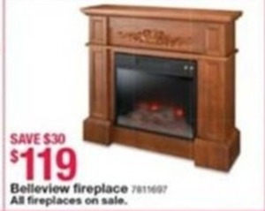 Belleview Fireplace