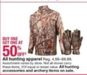 All Hunting Apparel