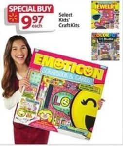 Select Kids' Craft Kits