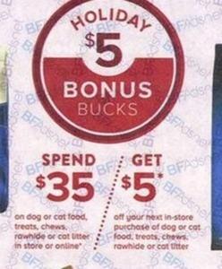 $35 Dog or Cat Food Order