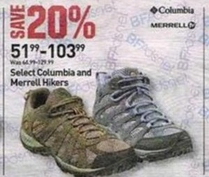 Select Columbia Hikers