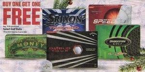 Select Golf Balls