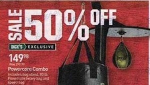 PowerCore Combo Heavy Bag