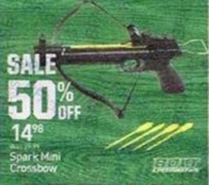 Spark Mini Crossbow