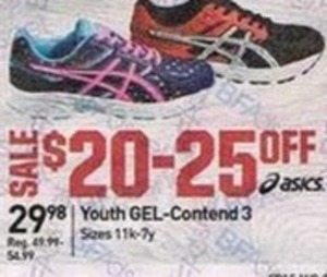 Asics Youth Gel Contend 3