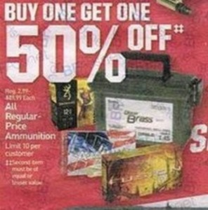 All Regular-Price Ammunition