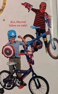 All Marvel Bikes on Sale