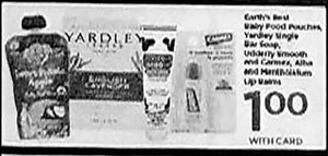 Yardley Single Bar Soap