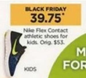 Nike Flex Kids' Athletic Shoes