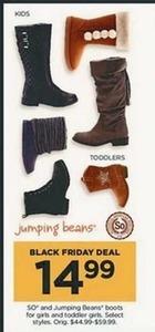 Jumping Beans Girls Boots