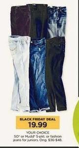SO Women's Jeans