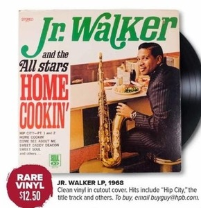 Home Cookin' By Jr. Walker and the All Stars