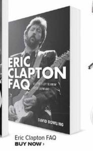Eric Clapton FAQ by David Bowling