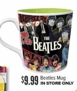 Beatles Mug