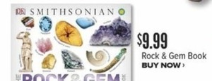 Smithsonian Rock and Gem Book