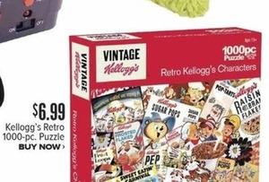 Kellogg's Retro 1000-pc. Puzzle