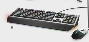 Alienware Gaming Keyboard and Mouse Bundle