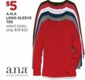 A.N.A Long-Sleeve Tee