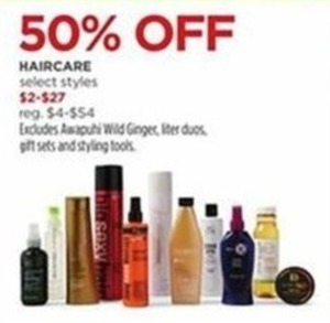 Haircare Products