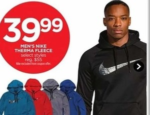 Men's Nike Therma Fleece