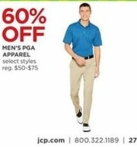 Men's PGA Apparel