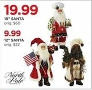 """12"""" Santa"""