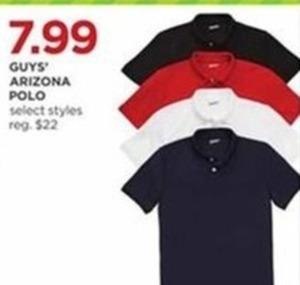 Guys' Arizona Polo