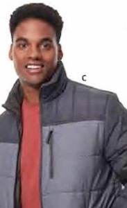 River Edge Men's Puffer Jacket