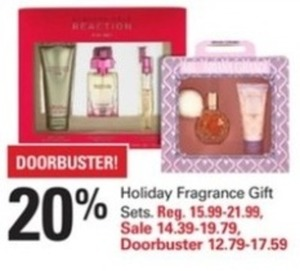 Holiday Fragrance Gift Sets