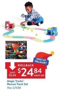 Magic Tracks Rescue Track Set