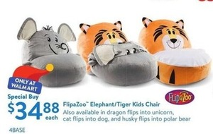 FlipaZoo Kids Chair