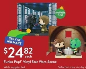 Funko Pop! Vinyl Star Wars Scene