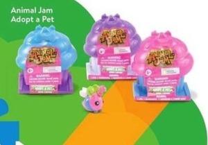 Animal Jam Adopt A Pet 2 88 At Walmart Toyland On Black Friday