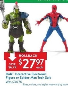 Hulk Interactive Electronic Figure