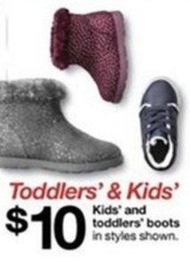 Toddler and Kids' Boots