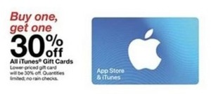 All iTunes Gift Cards