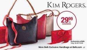 Kim Rogers Handbags