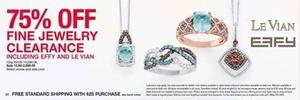 Fine Jewelery Clearance