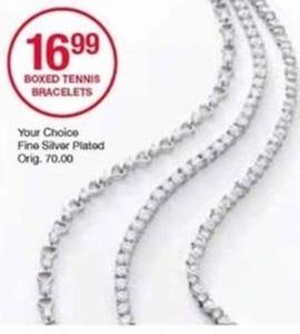 Boxed Tennis Bracelets