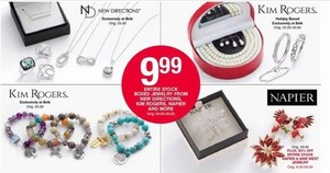 New Directions Boxed Jewelry