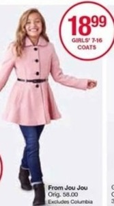 Girls' Coats