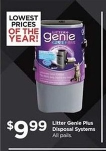 Litter Genie Plus Disposal Systems