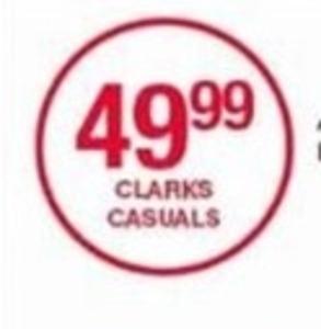 Clarks Casuals