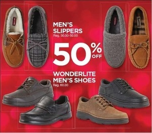 Men's Slippers and Shoes