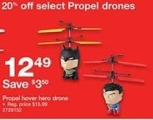 Propel Hover Hero Drone