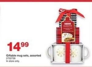 Giftable Mug Sets