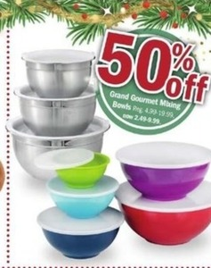 Grand Gourmet Mixing Bowl