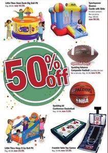 Select Inflatable & Sports Toys