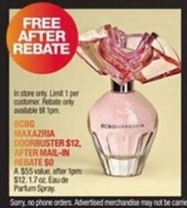 BCBG Malaria After Rebate