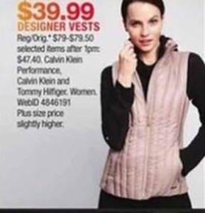 Women's Designer Vests
